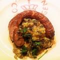 料理メニュー写真ホットポテトサラダ