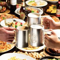 アメリカンレストランバー チャーリーブラウン 梅田店のコース写真