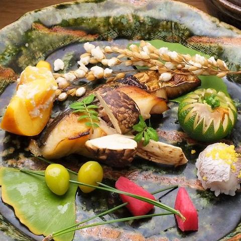 本町駅より徒歩1分◇上質な空間で贅沢なお食事、日本酒が楽しめる日本料理のお店