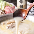 料理メニュー写真水炊き