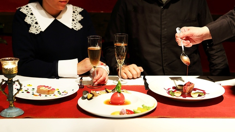 ワンランク上のイタリアン&フランス料理&サービスが堪能できるお店