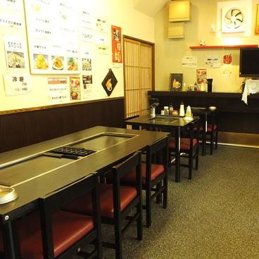 お好み焼き 桃太郎 西口プロムナード店の雰囲気1