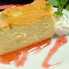 料理メニュー写真おすすめのケーキ