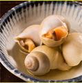 料理メニュー写真老舗の味 ばい貝含煮