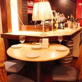 【2名様】丸テーブル(2F)