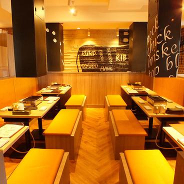 牛憩 肉屋の台所 上野店の雰囲気1