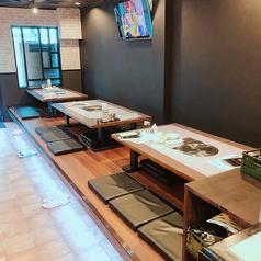 korean table マウンの雰囲気1