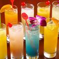 ほっこり有楽町店は飲み放題メニューが充実☆約50種類のラインナップ!!生ビールはもちろん焼酎・日本酒・ウィスキー・女性必見の梅酒に日本酒・酎ハイ・ワイン・カクテルなど他にもソフトドリンクをご用意☆お酒の苦手な方の為にもノンアルコールカクテルなどもあります。有楽町に訪れた際はぜひ当店をご利用くださいませ