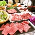 熟成霜降り肉コース+2時間飲み放題付5500円→4980円(期間限定)熟成霜降り肉を楽しみたい方にオススメ☆とろける味は格別です。月曜日~木曜日の19時まで来店された方にはクーポンでなんと4980円に☆事前にご予約ください。
