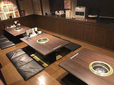 仙台ホルモン・焼肉 ときわ亭 西多賀店の雰囲気1
