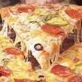 料理メニュー写真自家製ピザ