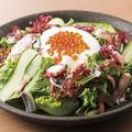 料理メニュー写真本日の漁師サラダ