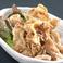 料理メニュー写真鶏皮パリッパリッ揚/とり唐揚/唐揚マヨポン/鶏皮おろしポン酢