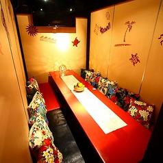 YURUHA 柚るは 新宿東口店の雰囲気1