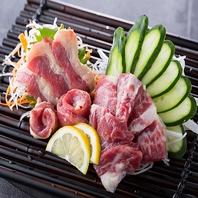 九州の【うまかもん】を堪能!馬刺しは熊本県産で美味