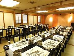 活魚と日本料理 和楽心 藤井寺店の雰囲気1