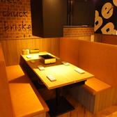 牛憩 肉屋の台所 上野店の雰囲気2