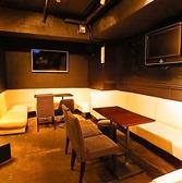 スペースを拡大リニューアルしました♪広々とパーティー使用でご利用頂けます♪カラオケ・ダーツも無料でご利用可★新宿貸切ならココ!!