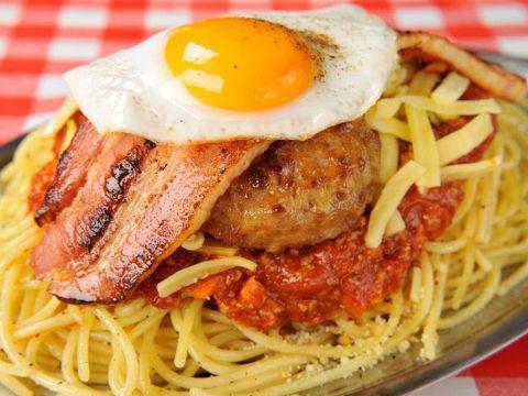 スパゲッティのパンチョ 渋谷店