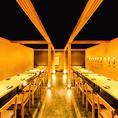 ◆貸切宴会◆貸切の場合は最大113名様までお席がございます。
