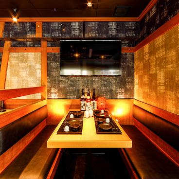 個室肉居酒屋 蔵もん 水道橋店の雰囲気1