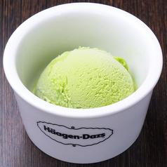 料理メニュー写真今月のハーゲンダッツアイスクリーム