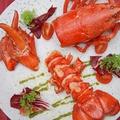 料理メニュー写真オマール海老のグリル