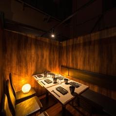 【6~8名様個室】広々とした空間で様々なシーンに対応◎