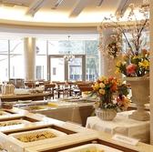 レストラン セントロ フォレスト イン 昭和館の雰囲気3