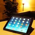 iPadの貸し出しもしておりますので、プロジェクター投影や各種アプリのご利用が可能です。YouTube、人狼ゲーム、ワードウルフ、ビンゴアプリなどインストールしてあります(`・ω・´)