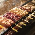 料理メニュー写真串焼き 各種