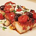 料理メニュー写真カジキマグロのシチリア風ロースト
