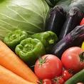 契約農家の無農薬野菜を使用!新鮮な野菜を使用したサラダやバーニャカウダなど、お肉以外でも様々なお料理をご提供しております。単品でもご利用いただけますが、コース料理ならさらにお得にお楽しみいただけます♪蒲田での宴会・飲み会・女子会・ママ会・接待・コンパなど、ご予約をお待ちしております!!