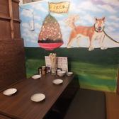 自慢の壁画を見ながら料理を舌鼓!!