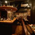 しゃぶしゃぶ鍋 肉酒場 231 上野の雰囲気1