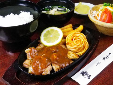 レストラン ブルドック(福井駅東エリア/洋食) | ホットペッパー ...