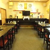 お好み焼き 桃太郎 西口プロムナード店の雰囲気3