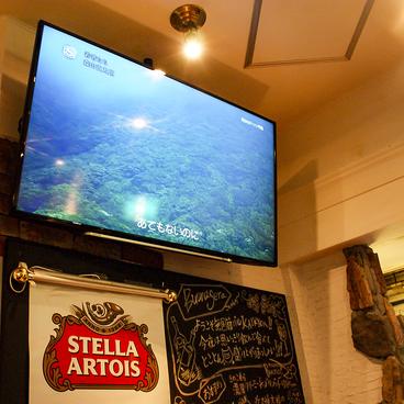 海峡 無国籍バル 上野広小路店の雰囲気1