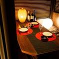 横浜アリーナ近く♪少人数個室から団体個室までゆったりしたお席をご用意致します。