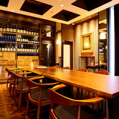 「ジンホア」で大人気の完全個室席♪5名以上でコース予約の方へご案内しております