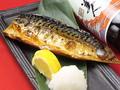 料理メニュー写真創業60年「長谷川商店」さんの極上トロ鯖 塩焼き・みりん