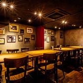 ワインホールグラマー WINEHALL GLAMOUR 新宿の雰囲気2