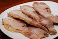 料理メニュー写真トッピング鶏チャーシュー