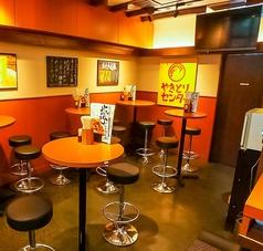 【新宿・西新宿】広い空間でのテーブル席★