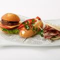 料理メニュー写真≪1日限定10食≫ミニハンバーガー『スライダー』