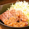 料理メニュー写真極厚ポークステーキ 150g(ハーフ)