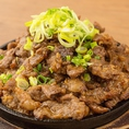◆人気鉄板肉メニュー◆がち盛り!中落ちカルビ