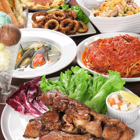 県産食材にこだわった多国籍料理、自社酒造「あさ開」のお酒で和洋が楽しめるお店!