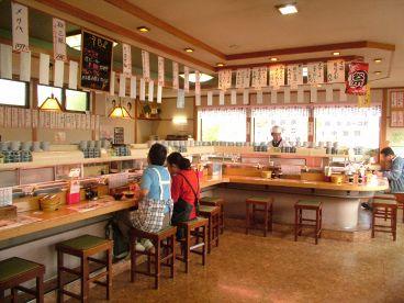 廻り寿司 丸寿司 小針店の雰囲気1