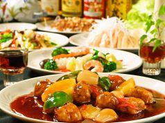 中国料理 青峰の写真